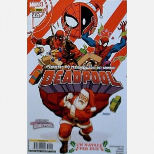 Deadpool Deadpool N° 40