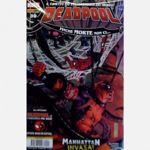 Deadpool Deadpool N° 38