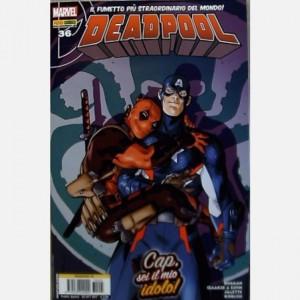 Deadpool Deadpool N° 36