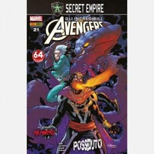Gli incredibili Avengers Gli incredibili Avengers N. 21