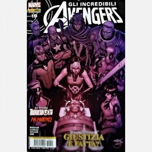 Gli incredibili Avengers Gli incredibili Avengers N. 19