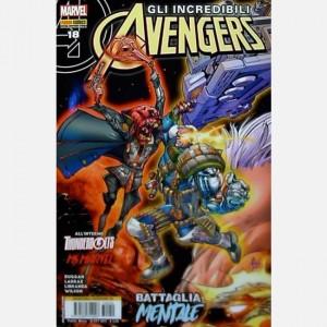 Gli incredibili Avengers Gli incredibili Avengers N. 18