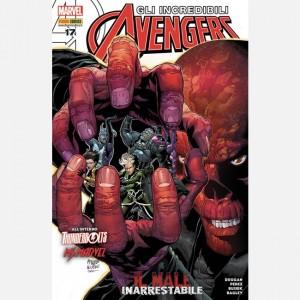 Gli incredibili Avengers Gli incredibili Avengers N. 17