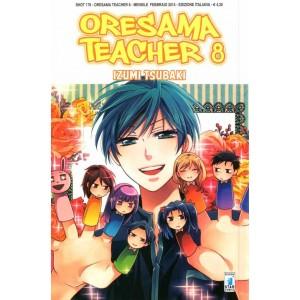 Oresama Teacher - N° 8 - Oresama Teacher 8 - Shot Star Comics