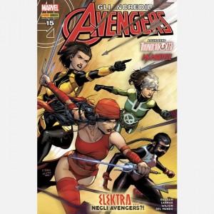 Gli incredibili Avengers Gli incredibili Avengers N. 15