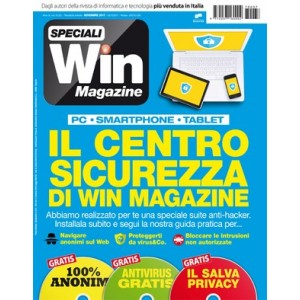 Win Magazine Speciali N° 37 IL CENTRO SICUREZZA DI WIN MAGAZINE