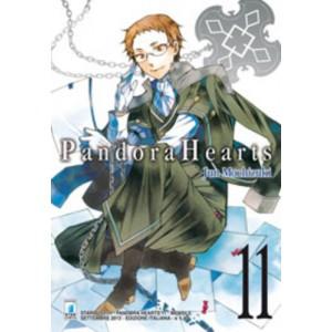 Pandora Hearts - N° 11 - Pandora Hearts (M24) - Stardust Star Comics