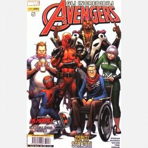 Gli Incredibili Avengers Gli incredibili Avengers N. 5