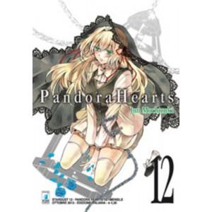 Pandora Hearts - N° 12 - Pandora Hearts (M24) - Stardust Star Comics