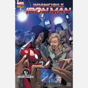 Iron Man Invincibile Iron Man N. 8/57