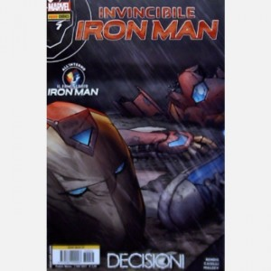 Iron Man Invincibile Iron Man N. 7/56