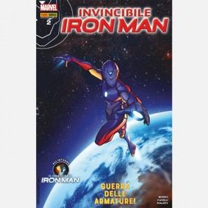 Iron Man Invincibile Iron Man N. 2/51