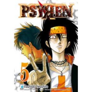 Psyren - N° 5 - Psyren 5 - Dragon Star Comics