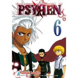 Psyren - N° 6 - Psyren 6 - Dragon Star Comics