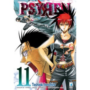 Psyren - N° 11 - Psyren 11 (M16) - Dragon Star Comics