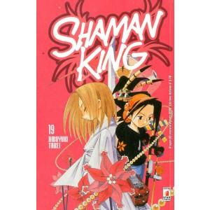 Shaman King - N° 19 - Shaman King 19 - Dragon Star Comics