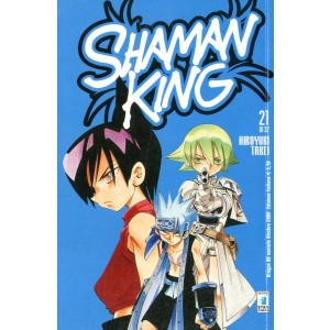 Shaman King - N° 21 - Shaman King 21 - Dragon Star Comics