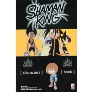 Shaman King - N° 33 - Characters Book - Dragon Star Comics