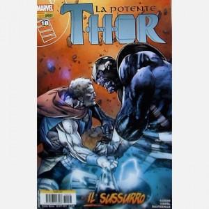 La potente Thor Uscita N° 18