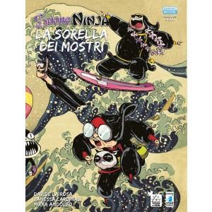 Suore Ninja - La Sorella Dei Mostri - Graphic Novel Star Comics