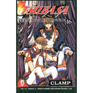 Tsubasa - N° 16 - Reservoir Chronicle 16 - Fan Star Comics