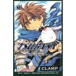 Tsubasa - N° 21 - Reservoir Chronicle 21 - Fan Star Comics