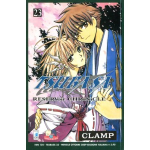Tsubasa - N° 23 - Reservoir Chronicle 23 - Fan Star Comics