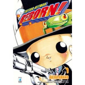 Tutor Hitman Reborn! - N° 1 - Tutor Hitman Reborn! (M42) - Target Star Comics
