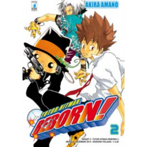 Tutor Hitman Reborn! - N° 2 - Tutor Hitman Reborn! (M42) - Target Star Comics