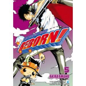 Tutor Hitman Reborn! - N° 5 - Tutor Hitman Reborn! (M42) - Target Star Comics