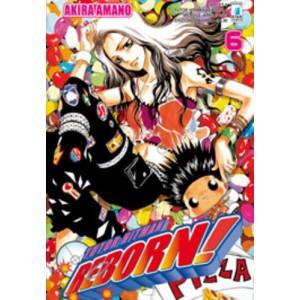 Tutor Hitman Reborn! - N° 6 - Tutor Hitman Reborn! (M42) - Target Star Comics