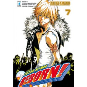 Tutor Hitman Reborn! - N° 7 - Tutor Hitman Reborn! (M42) - Target Star Comics