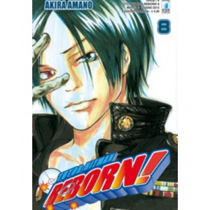 Tutor Hitman Reborn! - N° 8 - Tutor Hitman Reborn! (M42) - Target Star Comics