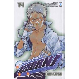 Tutor Hitman Reborn! - N° 14 - Tutor Hitman Reborn! (M42) - Target Star Comics