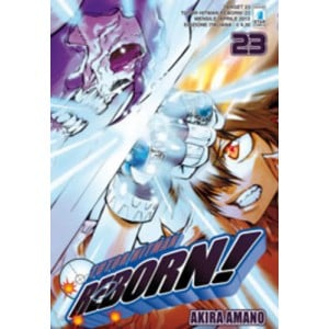 Tutor Hitman Reborn! - N° 23 - Tutor Hitman Reborn! (M42) - Target Star Comics