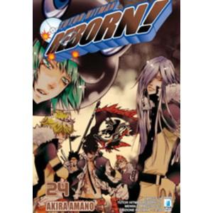 Tutor Hitman Reborn! - N° 24 - Tutor Hitman Reborn! (M42) - Target Star Comics