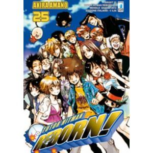 Tutor Hitman Reborn! - N° 25 - Tutor Hitman Reborn! (M42) - Target Star Comics