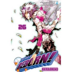 Tutor Hitman Reborn! - N° 26 - Tutor Hitman Reborn! (M42) - Target Star Comics