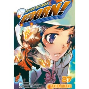 Tutor Hitman Reborn! - N° 27 - Tutor Hitman Reborn! (M42) - Target Star Comics