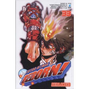 Tutor Hitman Reborn! - N° 33 - Tutor Hitman Reborn! (M42) - Target Star Comics