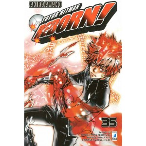 Tutor Hitman Reborn! - N° 35 - Tutor Hitman Reborn! (M42) - Target Star Comics