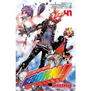 Tutor Hitman Reborn! - N° 41 - Tutor Hitman Reborn! (M42) - Target Star Comics