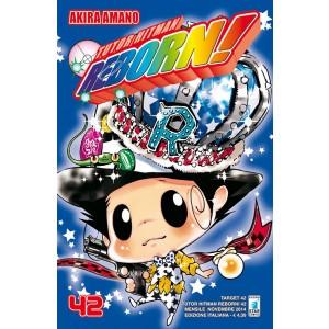 Tutor Hitman Reborn! - N° 42 - Tutor Hitman Reborn! (M42) - Target Star Comics
