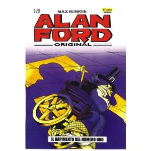 Alan Ford - N° 552 - Il Rapimento Del Numero Uno - Alan Ford Original 1000 Volte Meglio Publishing