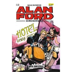 Alan Ford - N° 556 - Hotel Zero Stelle - Alan Ford Original 1000 Volte Meglio Publishing