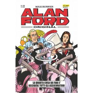 Alan Ford - N° 559 - La Quarta Cosa Da Fare E' Uccidere Tutti Gli... - Alan Ford Original 1000 Volte Meglio Publishing