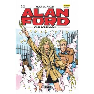 Alan Ford - N° 562 - Riccioli - Alan Ford Original 1000 Volte Meglio Publishing