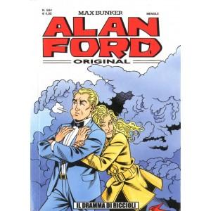 Alan Ford - N° 584 - Il Dramma Di Riccioli - Alan Ford Original 1000 Volte Meglio Publishing