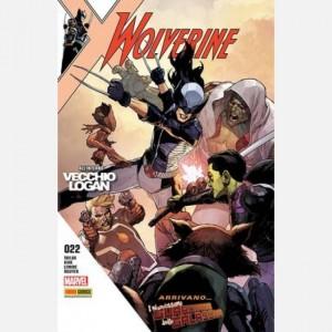 Wolverine  Wolverine N° 22