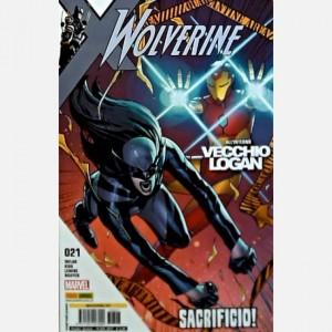 Wolverine Wolverine N° 21
